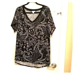 Paisley Flowers Christy T